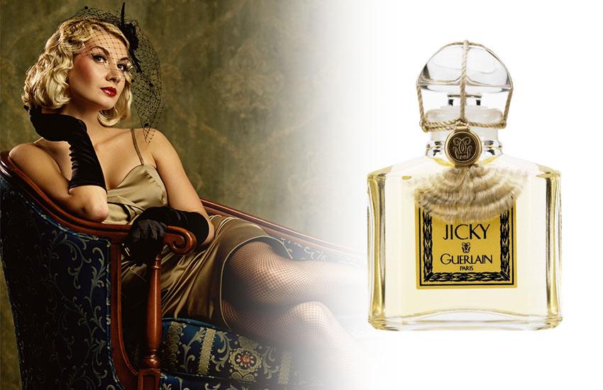 парфюм духи классика самые легендарные ароматы Jicky Guerlain