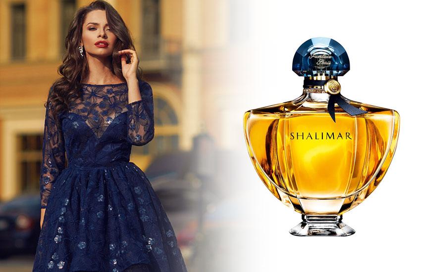 парфюм духи классика самые легендарные ароматы Shalimar Guerlain