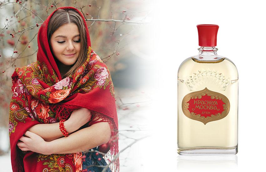 парфюм духи классика самые легендарные ароматы Красная Москва