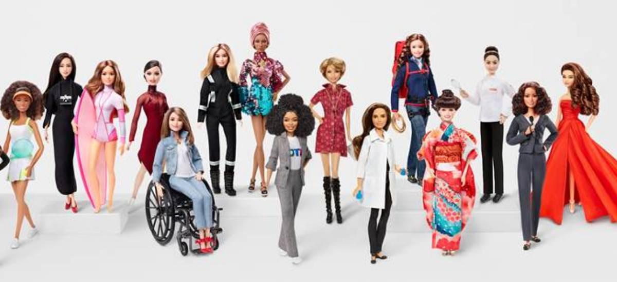 Mattel выпустил Барби в образе Ляйсан Утяшевой