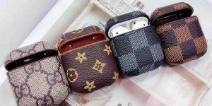 Сундучок для наушников: роскошный аксессуар от Louis Vuitton