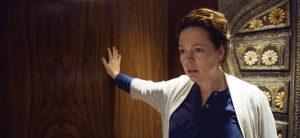 Оливия Колман получила награду за роль Елизаветы II