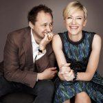 Кейт Бланшетт и Эндрю Аптон: «я снова и снова влюбляюсь в него»