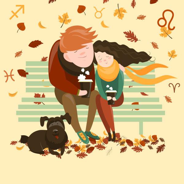 Любовный гороскоп на неделю: 14-20 октября