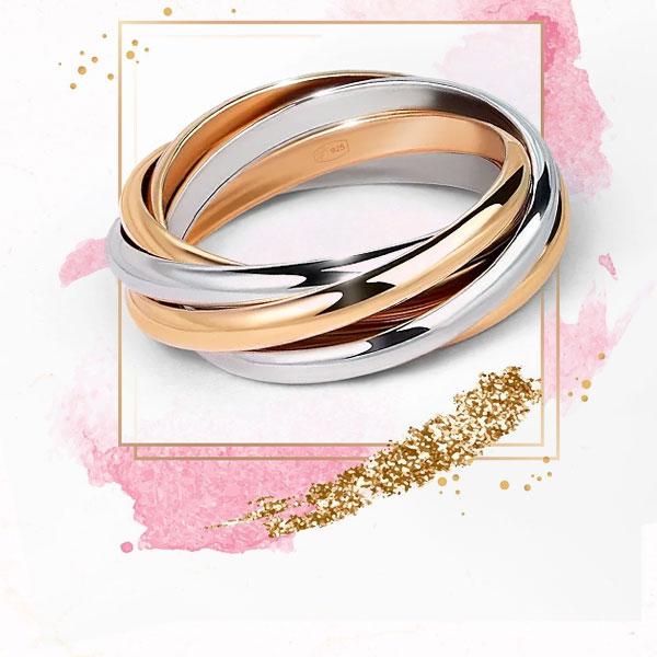 Как кольцо Тринити стало символом трех граней брака