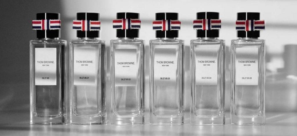 Том Браун дебютирует как парфюмер