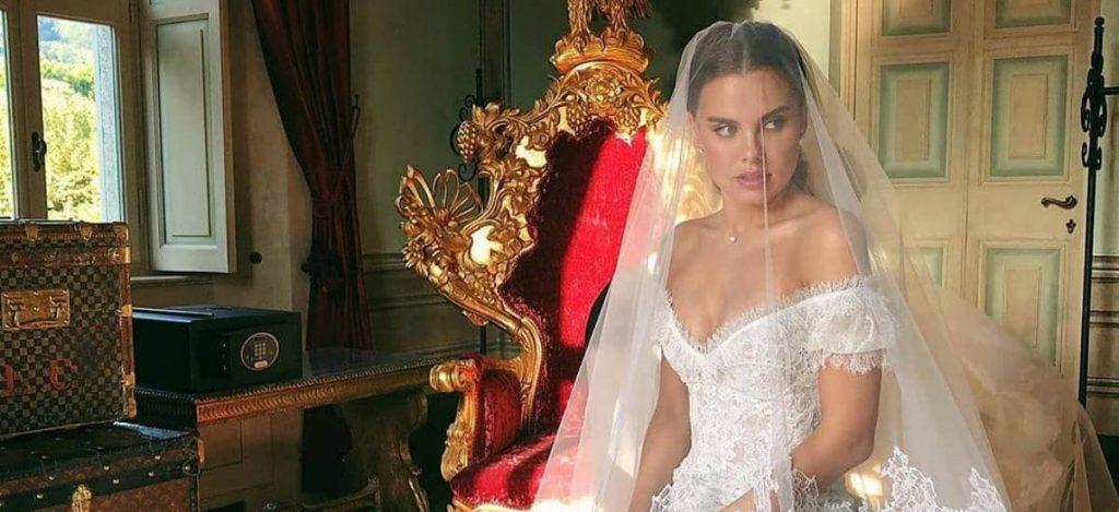 Свадьба Дарьи Клюкиной на озере Комо: все подробности