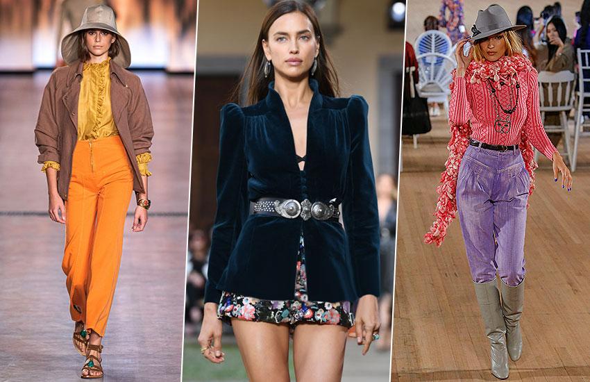 Недели моды обзор тренды весна лето 2020 советы стилиста