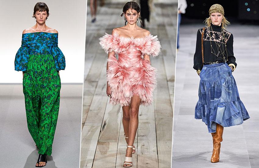 Париж Неделя моды весна-лето 2020 тренды