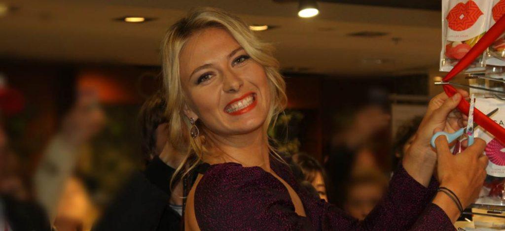 Мария Шарапова стала самой молодой среди богатейших россиянок