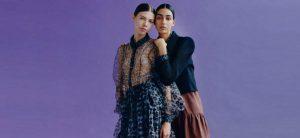 Zara TRF вспоминает 80ые годы: осенний лукбук