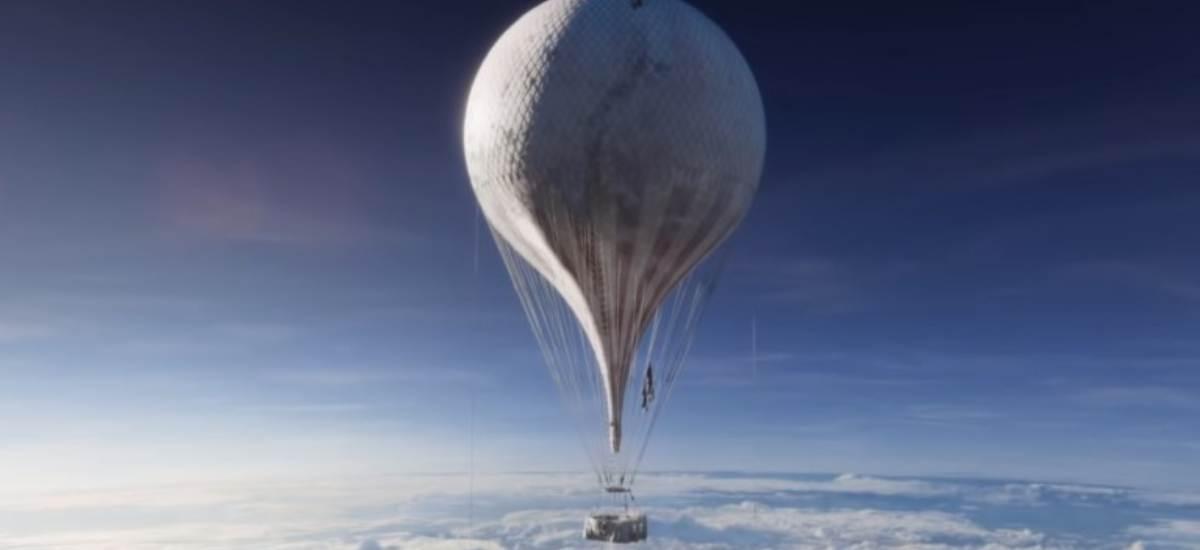 Эдди Рейдмейн и Фелисити Джонс на воздушном шаре: трейлер фильма «Аэронавты»
