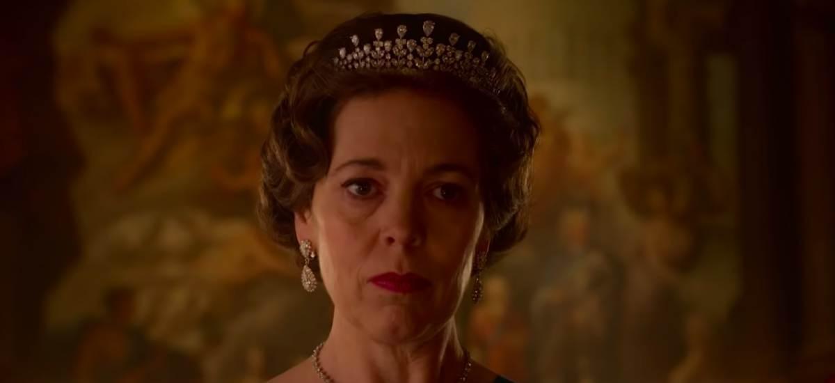 Оливия Колман в первом трейлере сериала «Корона»