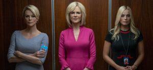 «Скандал»: Николь Кидман, Шарлиз Терон и Марго Робби в борьбе за свои права