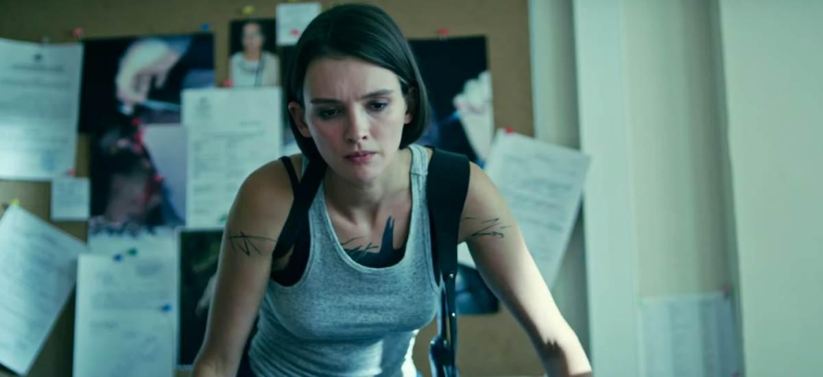 Паулина Андреева в первом трейлере продолжения сериала «Метод»