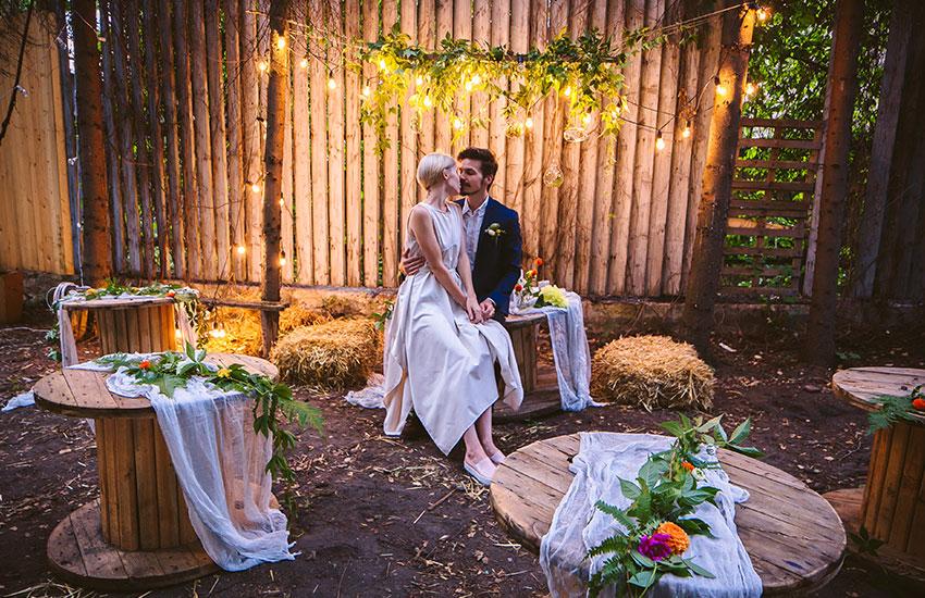 свадьба экостиль свадебная мода тренды