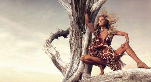 Носи «тяжелый люкс», чтобы спасать леса: Кавалли дарит деревья за покупки