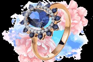 Как коктейльное кольцо стало главным аксессуаром уверенных в себе женщин
