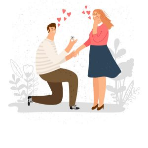 Будь моей женой: 5 верных способов получить предложение руки и сердца