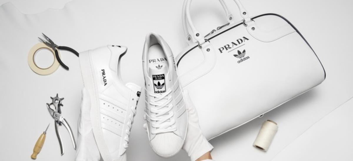 Первые кадры коллаборации Prada и Adidas