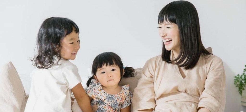Мари Кондо признала, что ее метод не работает, если у вас есть дети