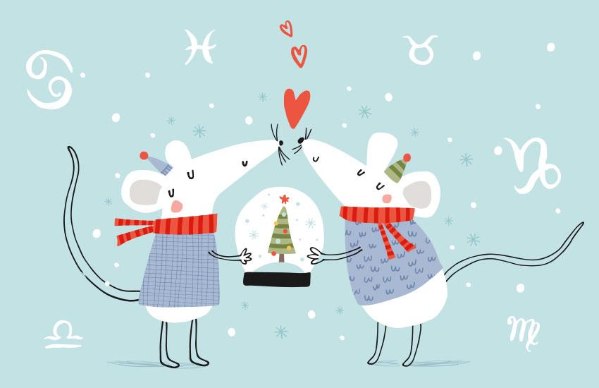 любовный гороскоп декабрь астропрогноз знаки зодиака