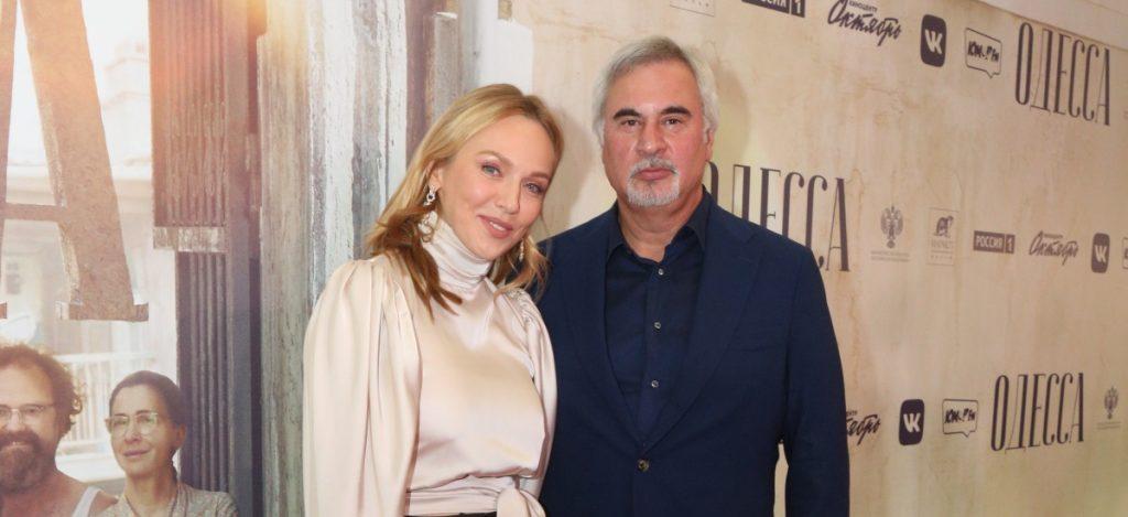 Валерий Меладзе и Альбина Джанабаева спели дуэтом