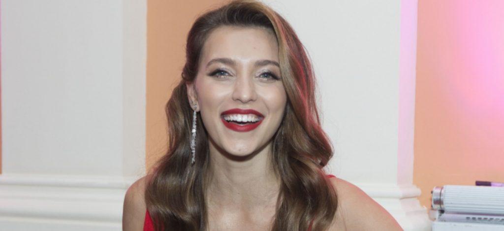 Регина Тодоренко была признана женщиной года по версии российского журнала Glamour