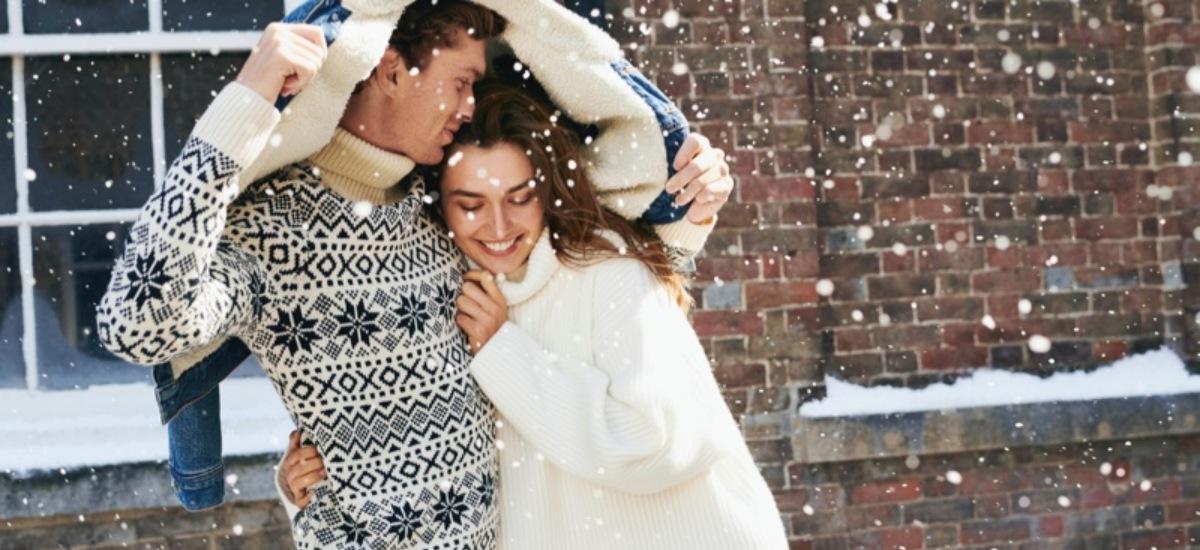 Праздничный лукбук H&M