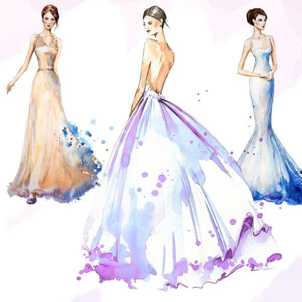 Тренды свадебной моды 2020