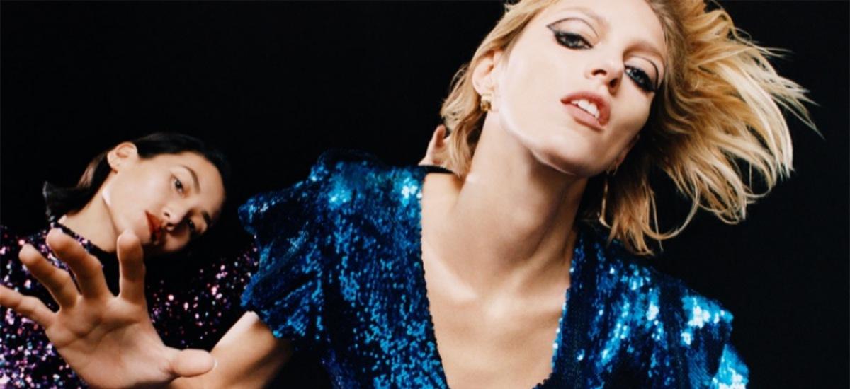 Все дело в танце: сверкающая линейка Zara