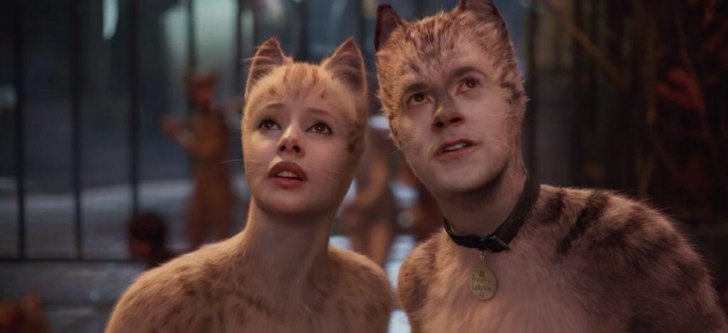 Официальный трейлер киномюзикла «Кошки»