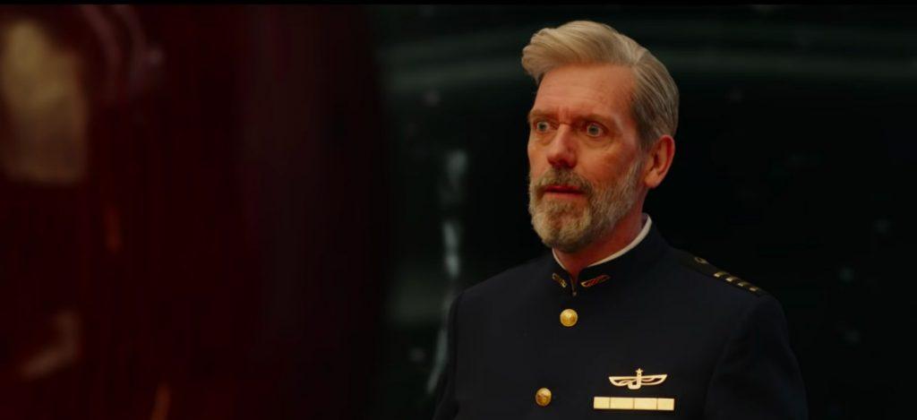 Хью Лори в космическом путешествии: трейлер нового сериала