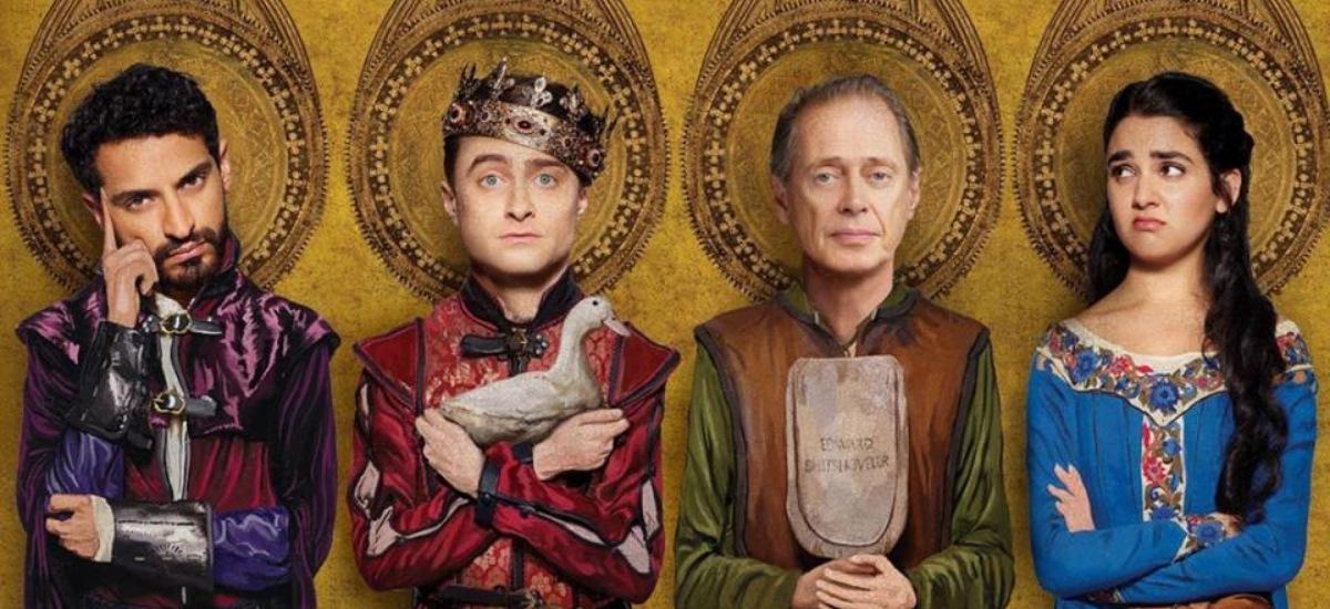 «Чудотворцы» отправляются в Средневековье