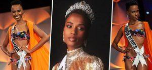 Выбрана победительница конкурса «Мисс Вселенная – 2019»