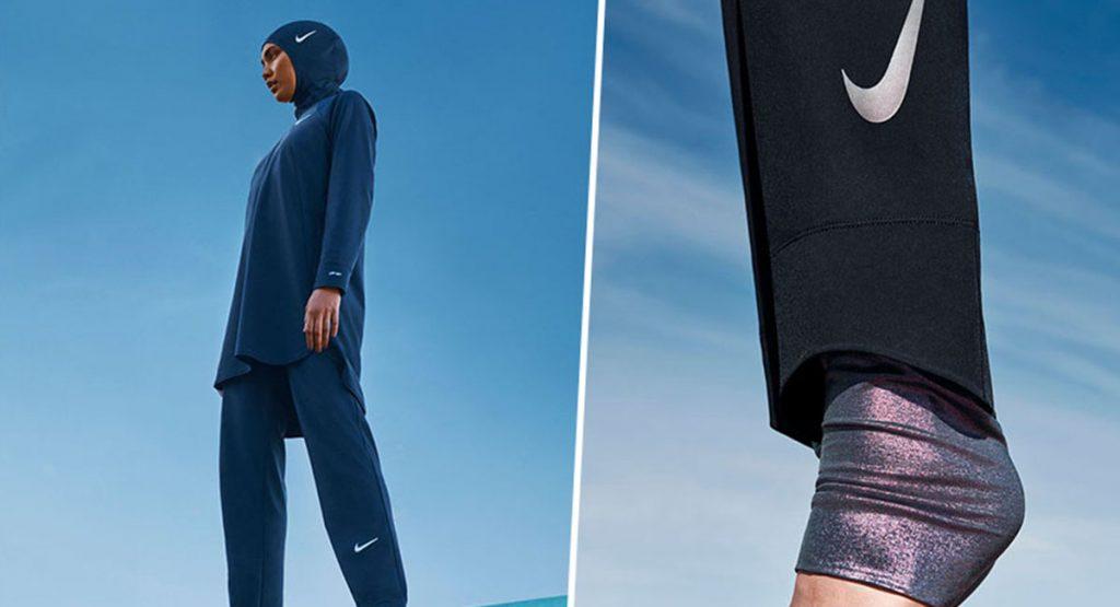 Nike выпустит коллекцию купальников-хиджабов