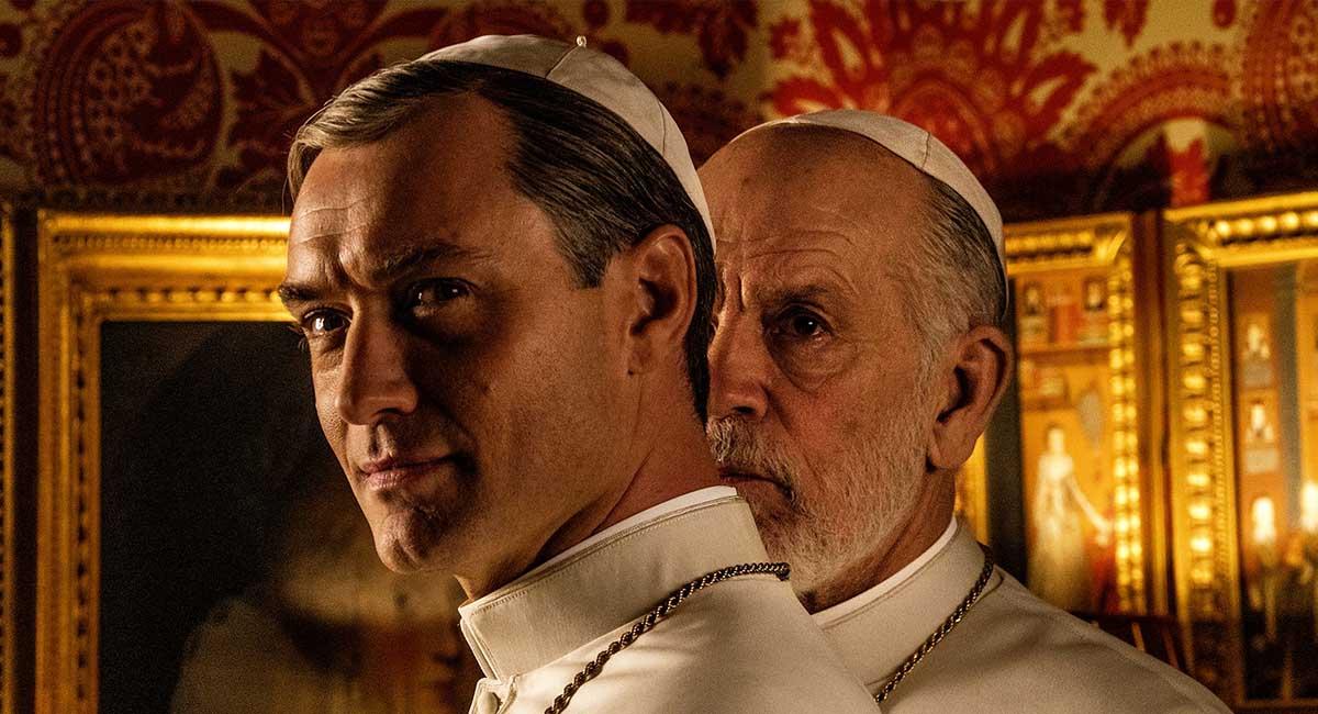 «Теперь нас двое»: вышел полноценный трейлер «Нового папы»