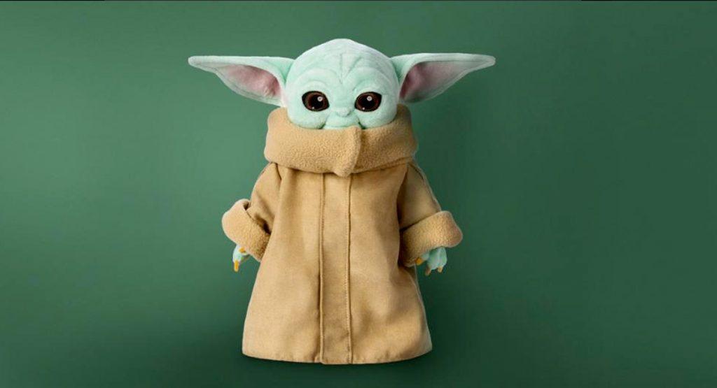 Маленький Йода стал одним из главных героев уходящего года