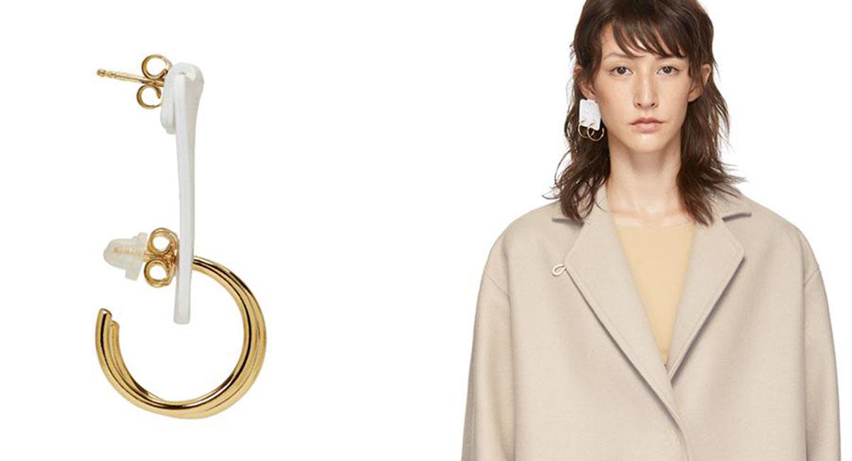 Серьги, которые можно носить вместе с упаковкой, поразили пользователей