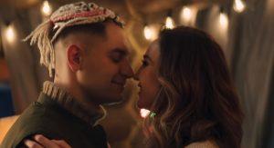Ольга Бузова и ее бойфренд Давид Манукян выпустили новогодний клип «Мандаринка»