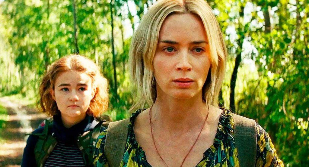 Немой ужас: появился тизер фильма «Тихое место – 2»