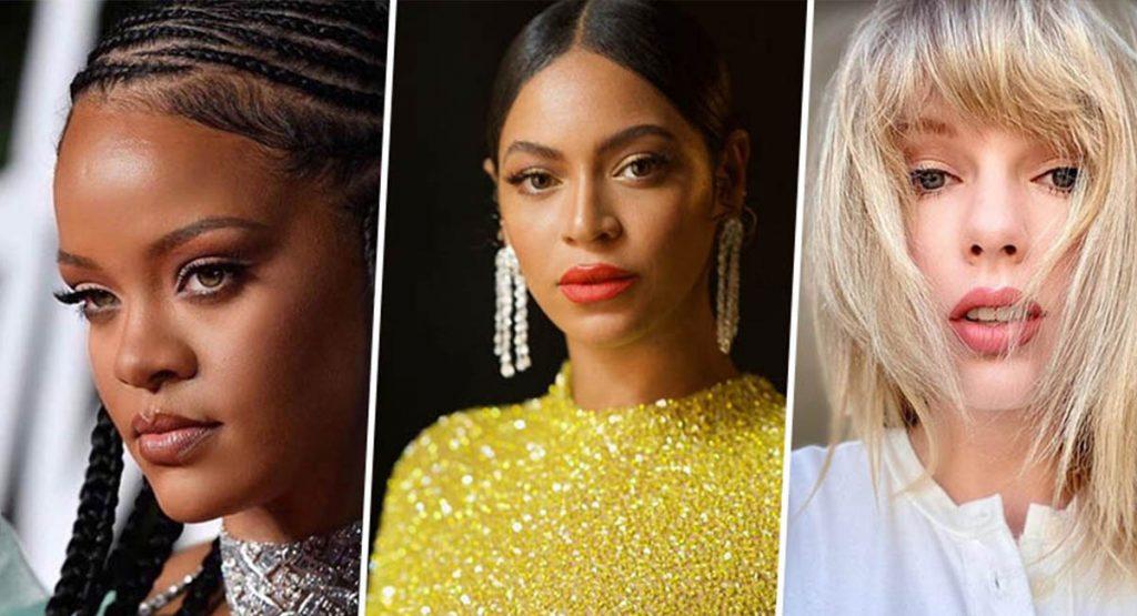 Рианна, Бейонсе и Тейлор Свифт: Forbes назвал самых влиятельных женщин мира