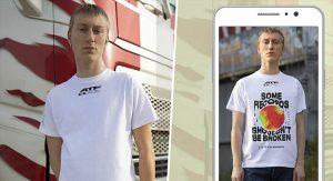 Футболка будущего: придумана идеальная одежда для представителей поколения Z