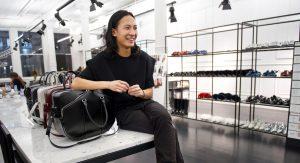 Alexander Wang создал сумку в виде ланч-пакета