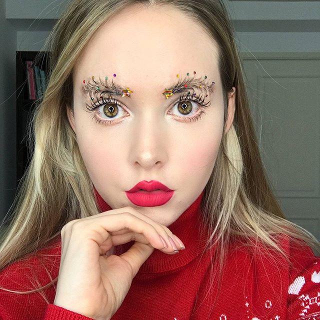 Звезда вечеринки: 5 трендов новогоднего макияжа