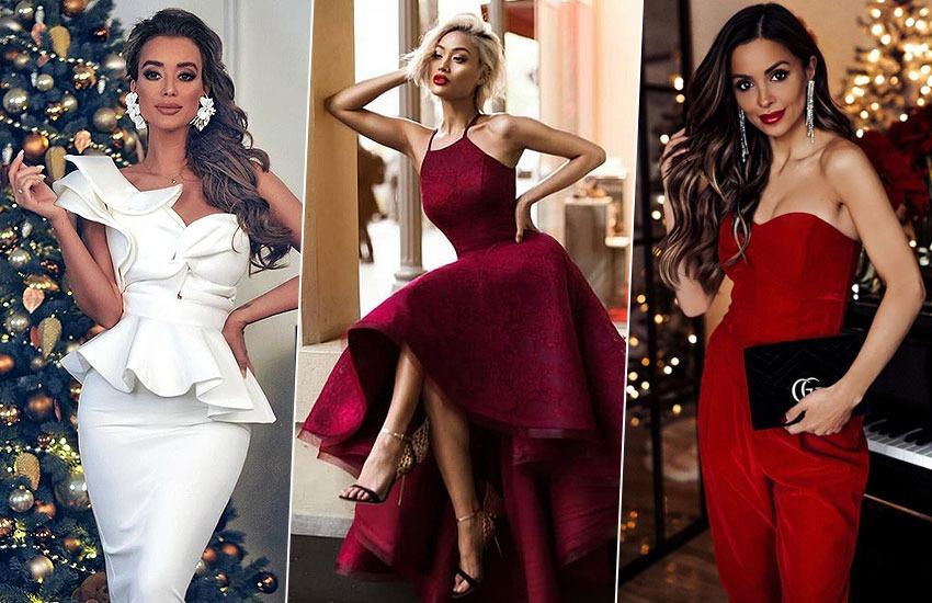Новый год образы что надеть советы стилиста