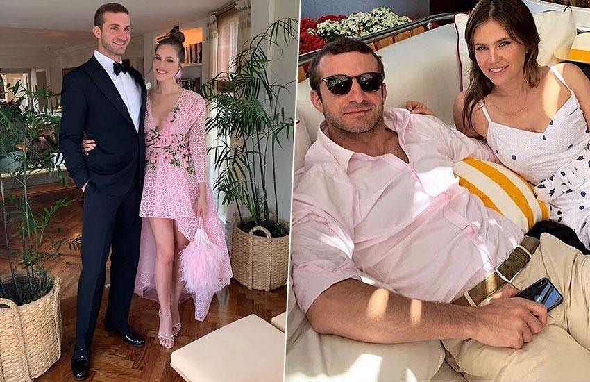 Дарья Жукова и Ставрос Ниархос как выйти замуж за миллиардера