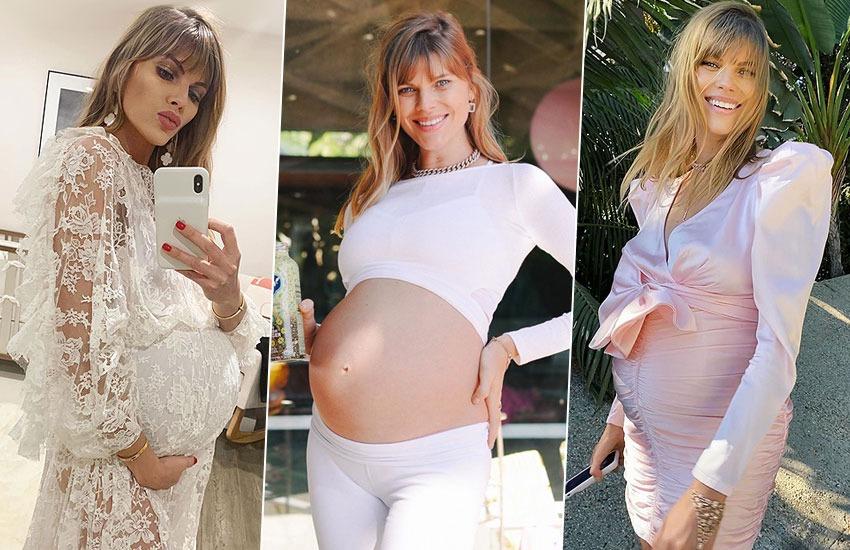 Марина Линчук модель беременность Инстаграм