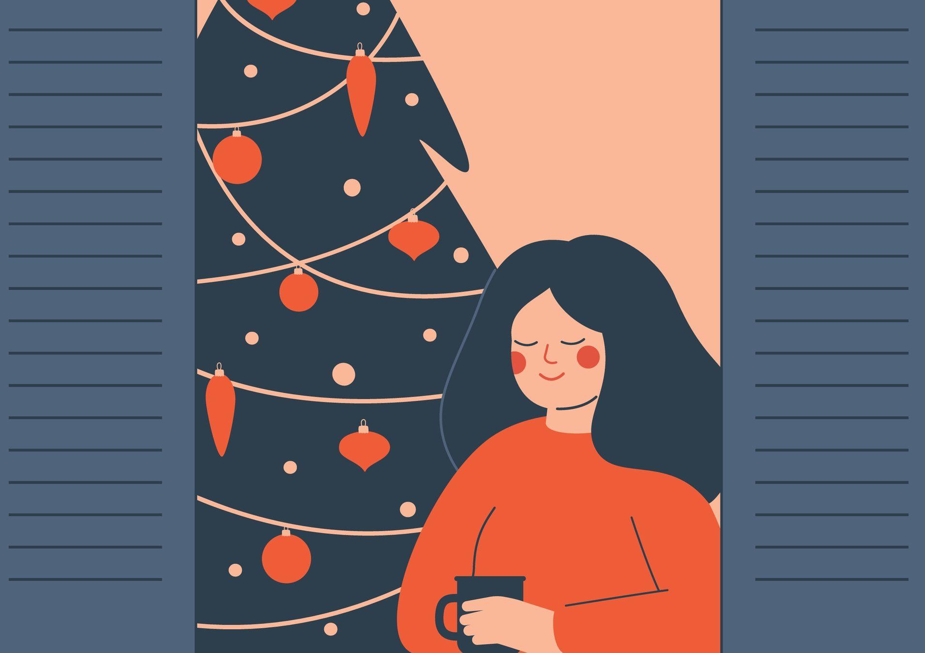 Новогодний фэн-шуй: 5 правил подготовки дома к празднику