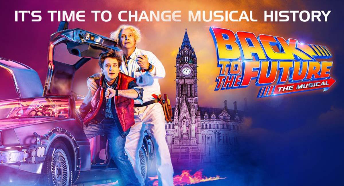 «Назад в будущее» станет мюзиклом. Смотрим трейлер